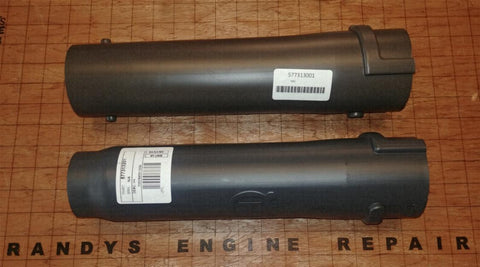 Husqvarna 560BFS 560BTS 360BT 360 BT 577313001 577313201 Middle & End Tubes Pipes