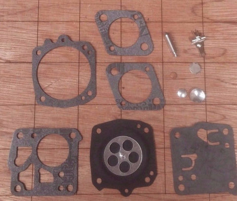 CARB KIT FITS Homelite SXL, SXLAO, XL-12, XL-76, XL-98 w/ Tillotson carburetor