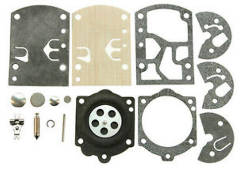 CARBURETOR REPAIR REBUILD parts kit carb HOMELITE 650 750 CHAINSAW K10-WB