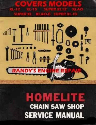 Parts for Homelite – Page 47 – Randy's Engine Repair