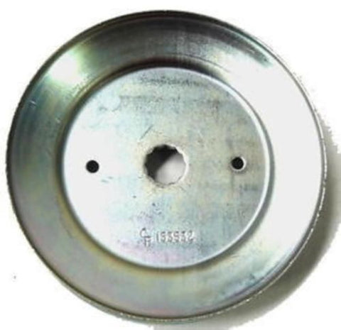 Replacement Deck Pulley For 129206, 153532, 173435, 532173435; Craftsman, Sears, Poulan, Husqvarna, Wizard