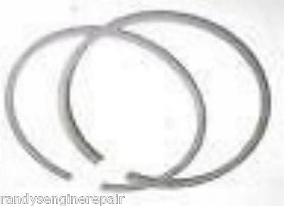 Kit Set Pack of (2) Piston Ring Genuine Homelite Sears XL12 XL-12 chainsaw 58877