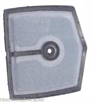 flat AIR FILTER MCCULLOCH 10-10 700 555 1-10 7-10 55 60 chainsaw part