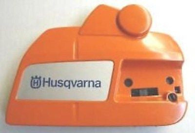NEW OEM HUSQVARNA 455 RANCHER SIDE COVER 537286301