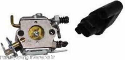 New Genuine OEM Poulan Carburetor 545013503 2750 2900 3050 Walbro WT 834