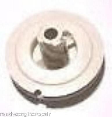 PART HOMELITE 330 CHAINSAW RECOIL STARTER PULLEY