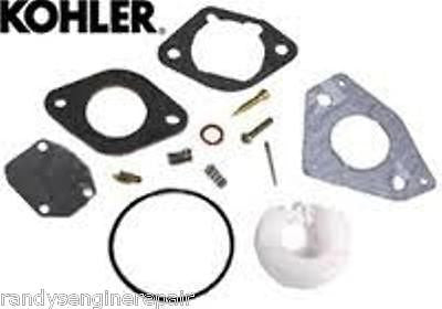 Kohler, MTD # 24-757-18-S Carburetor Carb Overhaul Kit fits CV18-CV27 models