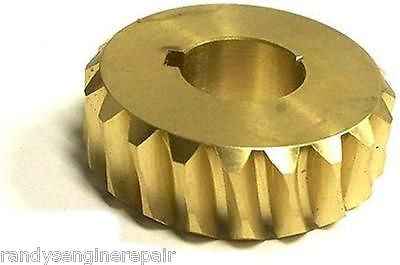 917-0528A OEM MTD Troy Bilt SNOWTHROWER 20 TOOTH GEAR I