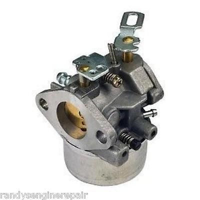 Genuine Tecumseh Hmsk100 Snowblower Carb Carburetor Replaces 640054 640052 640349