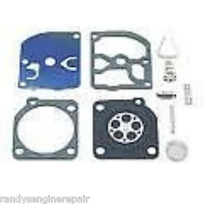 RB-125 OEM GENUINE ZAMA CARBURETOR REPAIR REBUILD KIT