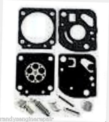 REBUILD repair kit CARBURETOR carb zama rb-71 rb71 C1U