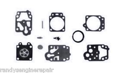 New K20-WYJ Walbro Carburetor Kit for Echo SRM 260 261