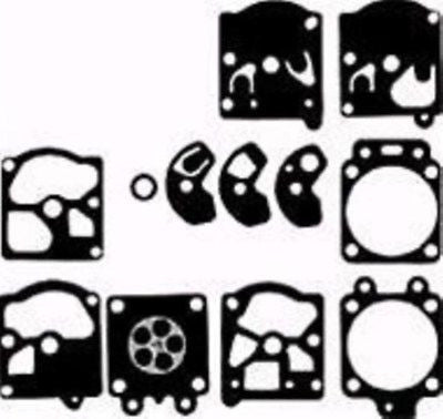 Carburetor GASKET DIAPHRAGM KIT for Echo cs-3000 Walbro
