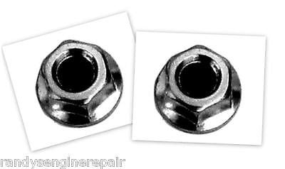 2 BAR NUTS MCCULLOCH 2116 2118 3816 510 140 120 110 155