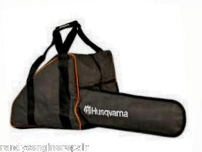 Canvas Chainsaw Carrying Bag MCCULLOCH DOLMAR ECHO