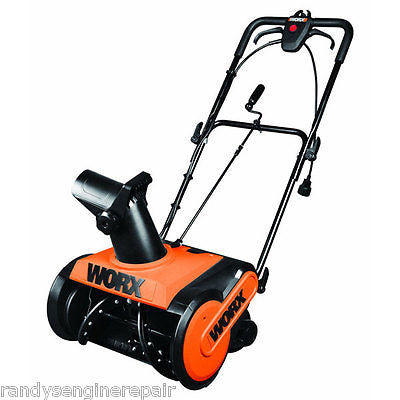 Worx WG650 18-in 13 Amp Electric Snow Thrower New