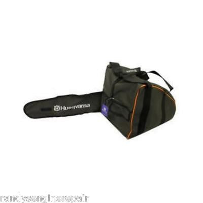 # 505690095 = 576859101 OEM HUSQVARNA CANVAS CARRYING CHAINSAW BAG
