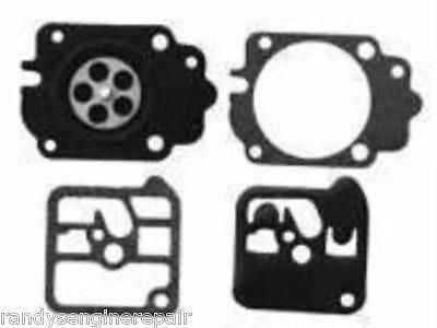Tillotson DG-1HK Carburetor Diaphragm & Gasket  Kit for Jonsered 525 535 410 450