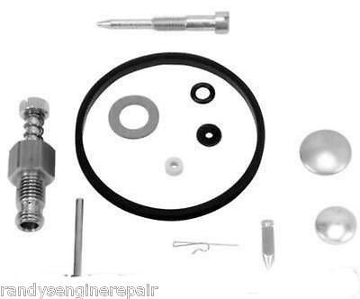 Genuine Tecumseh 631029 Carburetor Repair Rebuild Kit H25 H30 LAV35 V40 V70 OEM