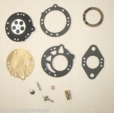 New, In Stock HOMELITE Wiz 66 CARBURETOR HL Repair Rebuild Overhaul Kit Complete