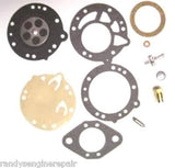 CARBURETOR REPAIR Rebuild KIT for TILLOTSON HL-273A OLD HOMELITE Chainsaws