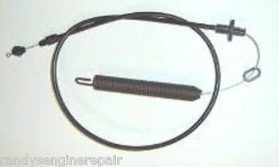 WEED EATER DECK ENGAGEMENT CLUTCH CABLE 169676 175067