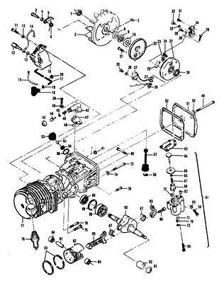 bars chain page 104 randy s engine repair  mcculloch primary wire 62818 01 69344 chainsaw part