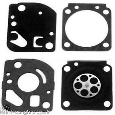 Carb Gasket Kit Zama C1U Carburetor Ryan Trimmer Blower IDC, Sears, Ryobi, Homel