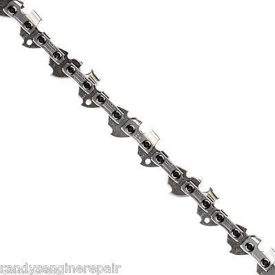 "18"" CHAIN 3/8"" Lo Pro Mac 110 120 130 140 310 320 330 340 2.0 2.1 chainsaw"