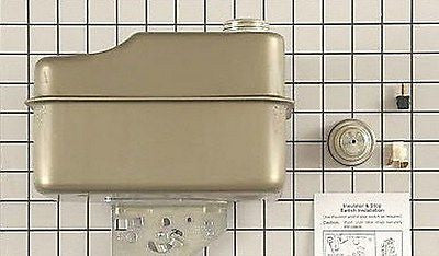 3 QUART FUEL GAS TANK 297600, 494592 BRIGGS & STRATTON
