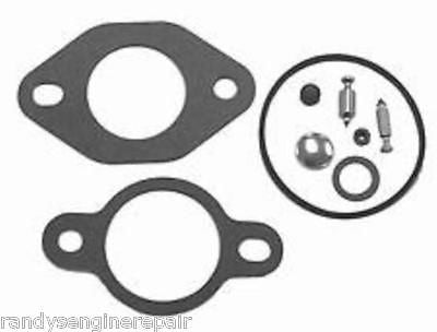 New OEM Kohler Carburetor Repair Kit 12 757 03-S Fits CH11-CH16 and CV11-CV16