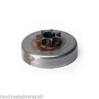 Genuine Husqvarna Clutch Drum & bearing 530048084 fits Poulan 2700 3000 3300 PP285 PP335 +