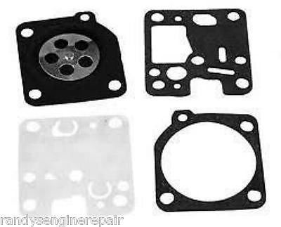 Zama GND-52 Carburetor Diaphragm Gasket Kit Echo GT200 201 SRM200 201 ES230 231