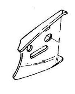 323440 bar plate McCulloch 10-10 Timber Bear PM605 PM610