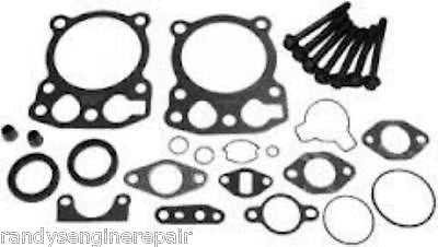 overhaul gasket kit w/seals kohler ch5 ch11 ch11t ch14