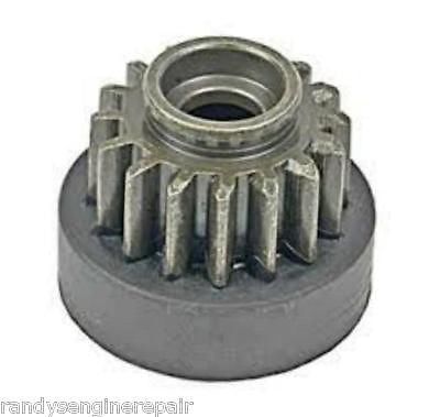 STARTER DRIVE GEAR 16 Tooth Tecumseh 33432 HM50 HM60 HM70 HH40 HH60 V70 OVM120