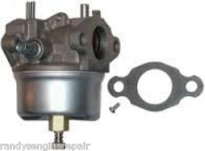 Tecumseh 631453 = 631793 service carburetor fits models listed