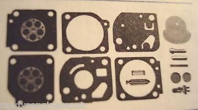 repair kit CARBURETOR zama C1U W4 w7c type rb-73 RB73