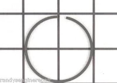 2 piston rings Echo 10001108360 PB 610 620 620H 620ST