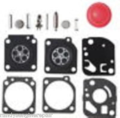 Zama RB-73 Carburetor Carb Rebuild Repair kit Fits C1U-W47A,C-D C1U-W4, A-E