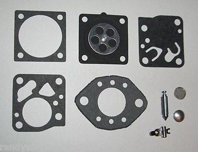overhaul repair rebuild kit for carburetor TILLOTSON HU rk19hu Dolmar rk-19hu