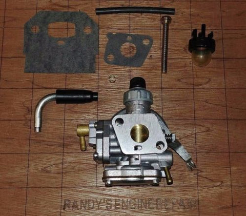 Green Machine UP05499 Carburetor assy NLA Obsolete GT50B trimmer part