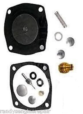 Genuine Tecumseh 631893A Carburetor Repair Kit Fits AH600 AV520 H HS HSK600 Lav