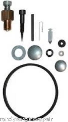 Tecumseh 631782 Replacement Carburetor Repair Kit