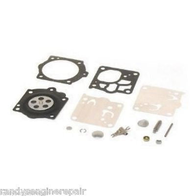 Walbro WJ OEM Complete Carb Repair Overhaul Rebuild Kit Stihl 056 Chainsaw