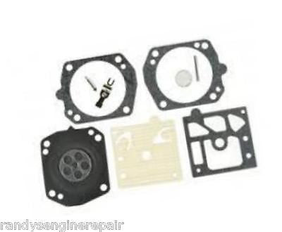 K20-HD Walbro Carburetor Repair Kit Models HD-20 HD-25 HD-30 Husqvarna