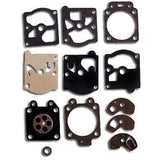 New Genuine OEM Repair GASKET DIAPHRAGM KIT WALBRO WA WT CARBURETORS D10-WAT