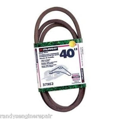 37X62 37X62MA OEM MURRAY DRIVE BELT RIDING MOWER PART