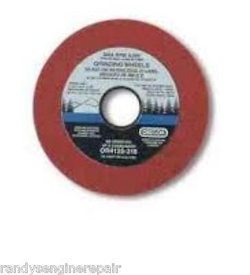 "Oregon OR4125-18 4-1/8""x1/8""x7/8"" Grinding Wheel Stone 4 1/8 X 1/8 X 7/8 New"
