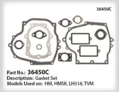 TECUMSEH GASKET KIT 36450C Toro Sears Engine Refresh Set
